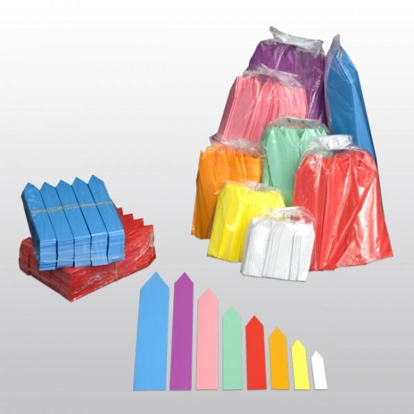 Etiquetas de picar en PVC