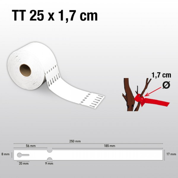Schlaufentiketten selber drucken TT17250