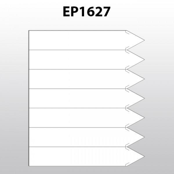 Stecketiketten für Laserdrucker aus Polyester EP1627